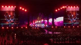BTS- Save Me & I'm Fine (Love Yourself Tour Citi Field, NY) 10/06/2018