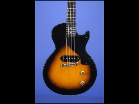 Phil X Crushes this AMAZING 1955 Gibson Les Paul Junior