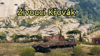 Objekt 268 Křovák - Caesar komentuje (World of Tanks česky)