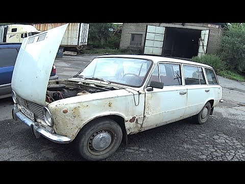 ВазЗилла - ВАЗ 2102 купили за 15 тысяч рублей, сломали Красим за 5000 рублей