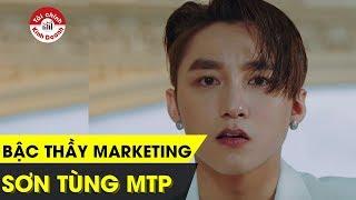 """""""Hãy trao cho anh"""" Sơn Tùng MTP bậc thầy về marketing"""