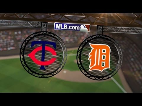 6/13/14: Gibson dominates as Twins blank Tigers