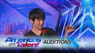 Download Lagu Visualist Will Tsai: Close-Up Magic Act Works With Cards and Coins - America's Got Talent 2017 Gratis STAFABAND