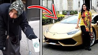 Top 5 FAKE HOMELESS PEOPLE Caught On VIDEO! (Fake Beggars, People Exposed)