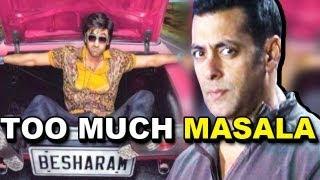 Salman Khan feels a particular genre of films will soon not work at the Box Office | Besharam & Boss