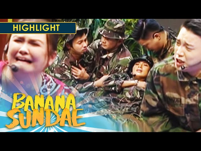 Banana Sundae: Pakisabi kay Misis