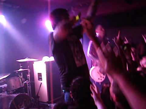 New Found Glory - Familiar Landscapes - LIVE - Manchester Club Academy 23/08/09