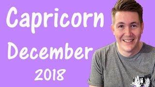 Capricorn December 2018 Horoscope | Gregory Scott Astrology
