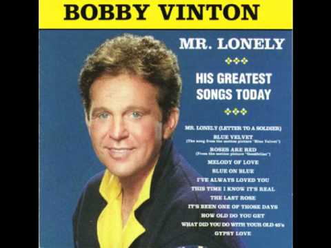 Bobby Vinton Roses Are Red (New Version)
