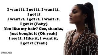 Download lagu Ariana Grande - 7 rings // lyrics