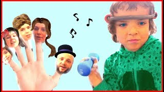Makar and Finger Family* Song for kids (my aunt and uncle)
