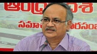 AP Planning Board Vice-Chairman Kutumba Rao Press Meet LIVE