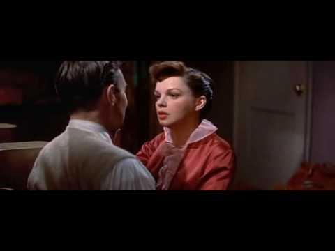 Judy Garlard & James Mason - Romantic Scene (from 'A Star Is Born')