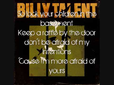 Billy Talent - Sudden Movemenet