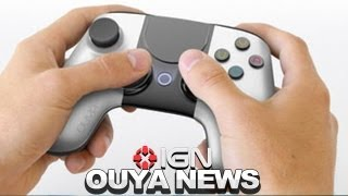 IGN News - Ouya Kickstarter Ends Big