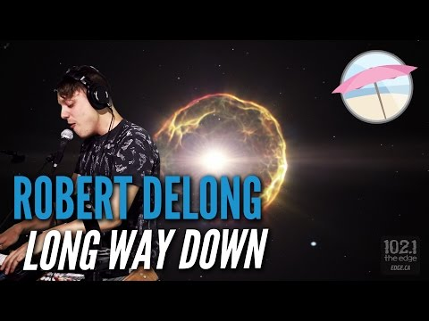 Robert Delong - Long Way Down