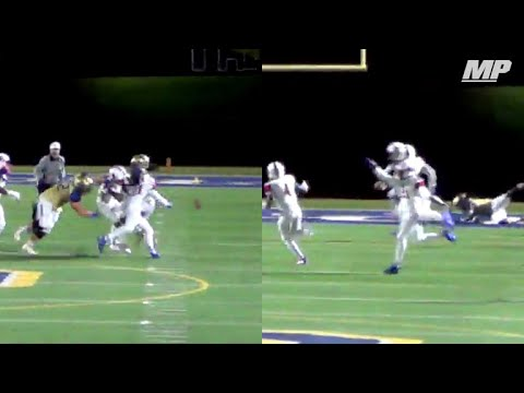 Florida State commit Nick Cross strip and score