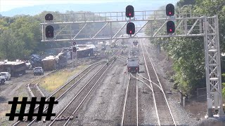 The Day After the Altoona Derailment PART 1 of 2