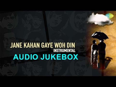 Jane Kaha Gaye Woh Din Instrumental Jukebox | Best Of Raj Kapoor | Old Hindi Instrumental Songs video