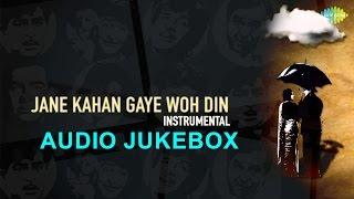 Jane Kaha Gaye Woh Din Instrumental Jukebox | Best Of Raj Kapoor | Old Hindi Instrumental Songs