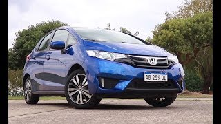 Honda Fit 1.5 CVT - Test - Matias Antico - TN Autos