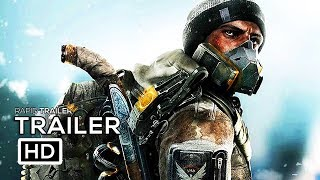 THE DIVISION 2 Official Trailer (2019) E3 2018 Game HD