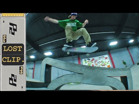 Torey Pudwill Lost Skateboarding Clips #169