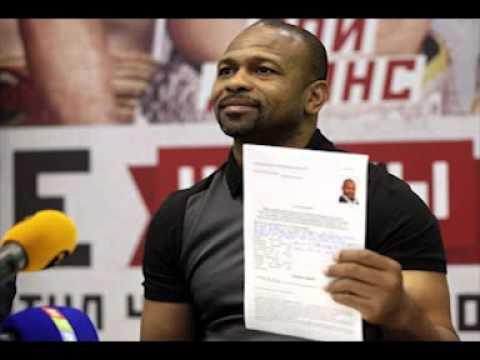Roy Jones Jr Now A Russian Vladimir Putin Granted Citizenship