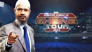 Dr Zakir Naik's Ghana Tour 2014