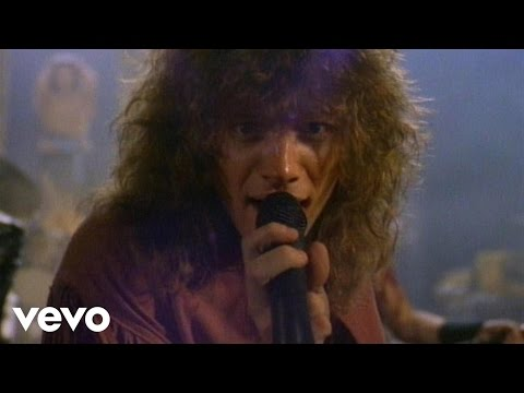 Bon Jovi - Runaway Video