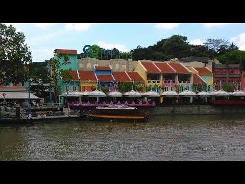 Singapore Tourism, Chinatown,Clarke Quay,Little India,Raffles Hotel
