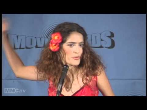Movie Star Bios - Salma Hayek video