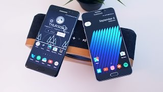 Galaxy Note 7 vs. Note 5: Can the Note 5 still hold its own?