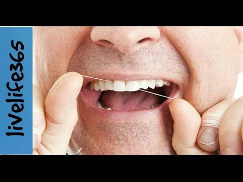How To...Floss Your Teeth in One Minute