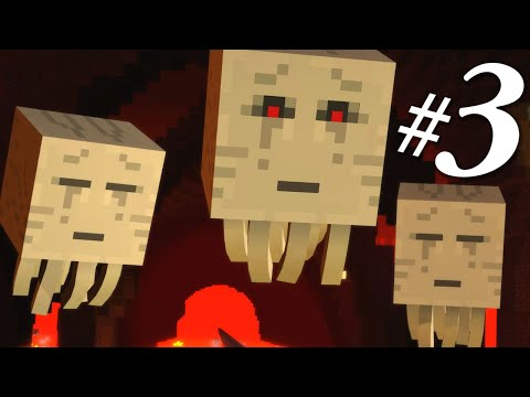 Прохождение Minecraft Story Mode #3 НИЖНИЙ МИР!