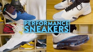 BEST BASKETBALL PERFORMANCE SNEAKERS IN THE NBA | Fung Bros