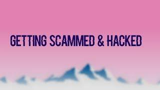Getting scammed & hacked on msp~ Arien msp