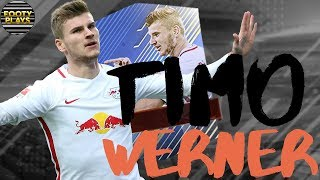 FIFA 17 Mobile Bargain Beasts #2 - Team Of The Season Timo Werner Review