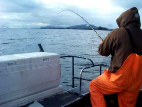 spooled in Prince Rupert