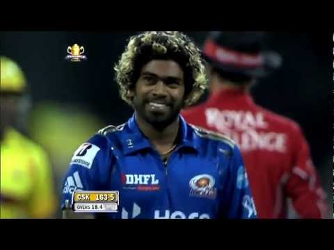 Dhoni Helicopter Shot Vs Mi Mumbai Indians Malinga Dlf Ipl 2012.avi video