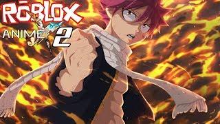 IM ALL FIRED UP! || Roblox Anime Cross 2 Episode 3 (Anime Cross 2 Beta)