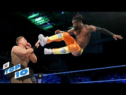 Top 10 SmackDown LIVE moments: WWE Top 10, June 5, 2018