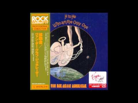 Van Der Graaf Generator - The Pioneers Over c.