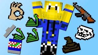 60+ Neue Troll Items! (Freunde in Minecraft ärgern!) - Mod Vorstellung