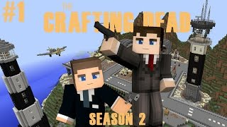 "Minecraft Crafting Dead Season 2: Episode 1 - ""TY"