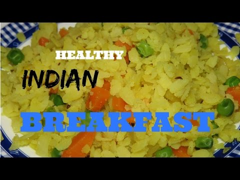 Healthy Indian Breakfast | Weight Loss Recipe | Priyanka George