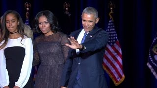 Watch full video: President Obama gives final speech as president