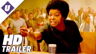 The Best Of Enemies Official Trailer 2018 Taraji P Henson Sam Rockwell