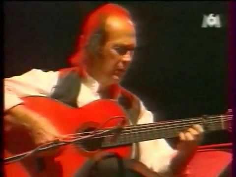 Paco de Lucia - Flamenco Guitar - Bulerias !