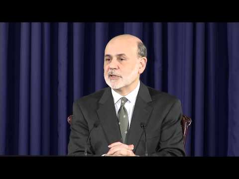 Press Conference with FOMC Chairman Ben S. Bernanke